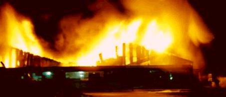 Castrols Paarden Eiland warehouse and contents worth more than R10-million burnt to the ground overnight.(23 June 1998)
